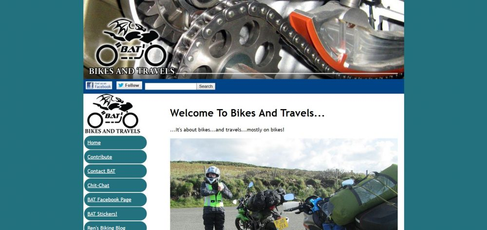 Sharons Motorcycle Blog