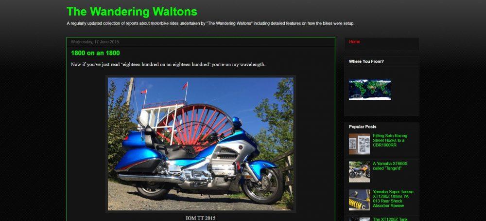 The Wandering Waltons
