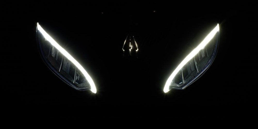 New Lightning Electric Strike Motorcycle Headlights