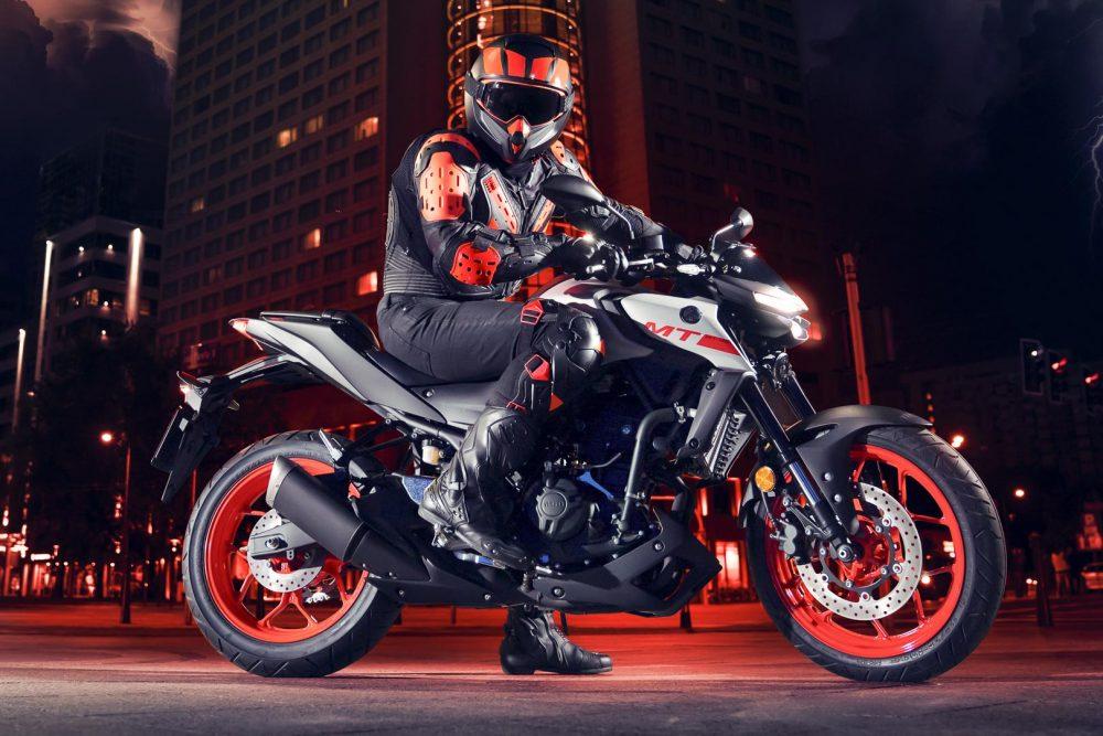 New 2020 Yamaha MT-03 Specs