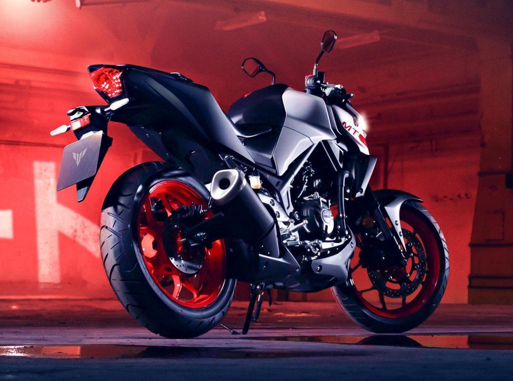 New 2020 Yamaha MT-03 Upgrades